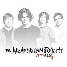 The All-American Rejects - Move Along (NEW CD)