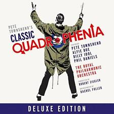 Pete Townshend's Classic Quadrophenia - Pete Townshend Boe Idol Dan (NEW CD+DVD)