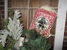 Santa sack, Santa bag, 8 x 12, Christmas Sack, Gift Bags, Christmas decorations