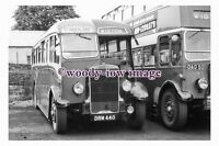 ab0073 - Cumberland Coach Bus - DRM 440 to Wigton - photograph 6x4