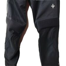 Specialized Womens sz S Insulated Cycling Biking Tights Pants Black Ankle Zip