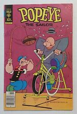 Gold Key Popeye The Sailor #142 FN (Gold Key,1978) Wimpy, Olive