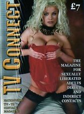 TV Connect - Transvestite / Transsexual Contacts Lifestyle Magazine