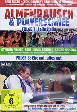 DVD NEU/OVP - Almenrausch & Pulverschnee - Folge 7 & 8 - Hans Jürgen Bäumler