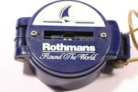 Vintage souvenir compass - Made for Rothmans Round the world yacht race 1989/90