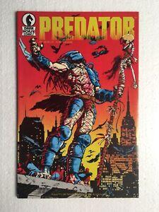Predator 1, 1st appearance of Predator, 1st PRINT, 9.8