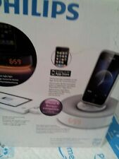 Philips Ds1100 Alarm Clock for Iphone/ipod