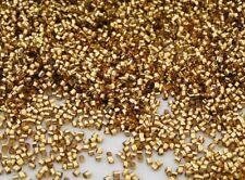 Streudeko Gold Folienröllchen Tischdeko  Goldhochzeit Konfetti Außergewöhnlich!