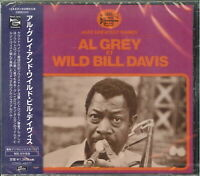 AL GREY ET WILD BILL DAVIS-S/T-JAPAN CD BONUS TRACK Ltd/Ed C65