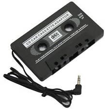 Adaptateur Cassette Voiture Stéréo Audio Jack Aux MP3 Autoradio - Neuf