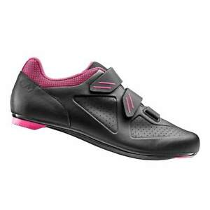 Liv Regalo Women's Road Cycling Shoes, Black/Fuchsia