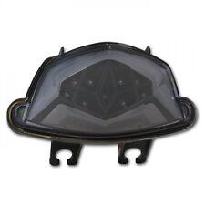 LED Lampada Posteriore Fanale RETROVISORE NERO SUZUKI GSX S 750 1000 F Smoked TAIL LIGHT