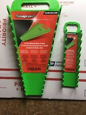 Snap On Green Wrench Racks. Forward