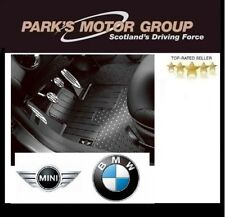 Genuine MINI All Weather Front Floor Mats R56,R57,R58,R59 from 07/11 51472243913