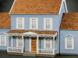 "Vintage Simplicity Dollhouse PORCH KIT 24"" Gingerbread S711 Real Good Toys [NEW]"