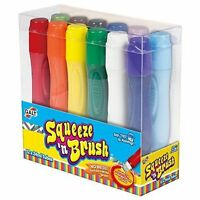 Galt Toys Squeeze n Brush  - 12 Classic Colours -  FAST & FREE DELIVERY