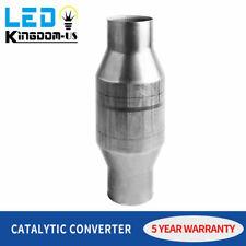 Universal Catalytic Converter 25 Stainless Steel Spun Cat Epa Obdii 400 Cell
