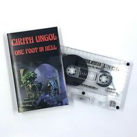 CIRITH UNGOL One Foot In Hell Cassette Tape 1986 Heavy Metal Rare