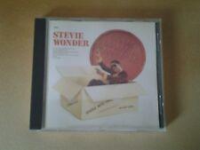 CD - STEVIE WONDER - SIGNED SEALED & DELIVERED - Heaven help us all u.a.
