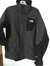 THE NORTH FACE HyVent Black Full Zip Waterproof Windbreaker Rain Coat Jacket S