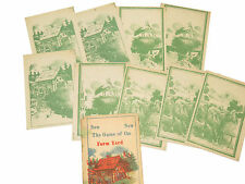 Vintage The Game Of The Farm Yard Snap Printed In Bavaria Germany