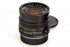 Brand New Unused Leica Summicron-R 35mm F2 ROM Wide Angle Lens R8 R9 11115 11339