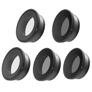 CPL UV ND4 ND8 STAR Camera Lens Filter for Sony Action AS50 AS200V AS100V X1000V