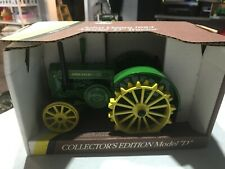 Ertl John Deere 1953 Tractor-Model D-Diecast 1/16-Collectors Edition-1990