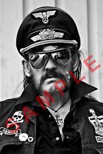 LEMMY KILMISTER 12x18 POSTER MOTORHEAD HAWKWIND MIDDLE FINGER LIVE CONCERT 1