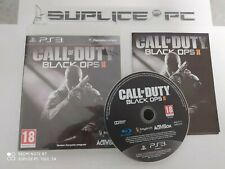 CALL OF DUTY BLACK OPS 2 (AVEC NOTICE) - PS3 - JEU FR - SUPLICE PC TOUL