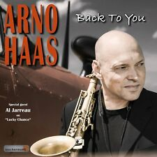 Arno Haas – Back To You CD NEW