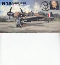 AV600 WWII 615 Squadron WW2 Hawker Hurricane RAF Battle of Britain cover