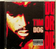 Tim Dog ‎– Do Or Die CD (JAPAN 1993 Rare Hip-Hop) Ultramagnetic MCs Kool Keith