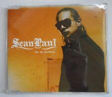 SEAN PAUL ~ We Be Burnin ~ CD SINGLE