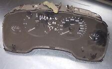 Opel Astra G Kombiinstrument Tacho Bj 1999 1,7D 50kW 09181202BE