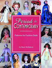 Period and Contemporary Patterns for Fashion Dolls by Hazel McMahon (Paperback, 2001)