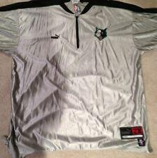 New Vintage Minnesota Timberwolves Authentic NBA Shooting Shirt Sz XXL W/Tags