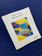 Acorn A3020 Welcome Guide Manual issue 2 June 1993 AGJ 02