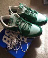 Nike Dunk Low Pro SB - Size 9.5 Pine Green/Sail-Light Mint - Hemp -