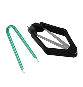 IC Chip Extractor Circuit ROM Mother Board Remover Puller Plier PLCC U-Type A600