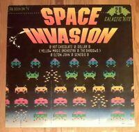 Various – Space Invasion Vinyl LP 33rpm Compilation 1980 Ronco – RTL 2051