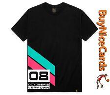 Drake's October's Very Own OVO Team 08 Black T-Shirt Size Medium - Brand New & S