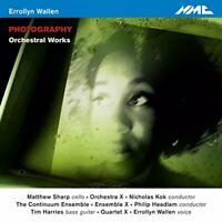 Matthew Sharp - Errollyn Wallen: Photography [CD]