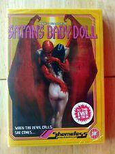 Satan's Baby Doll (1982) - Shameless DVD - All Region - New Sealed
