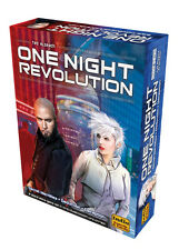 One Night Revolution from Makers of The Resistance & One Night Ultimate Werewolf