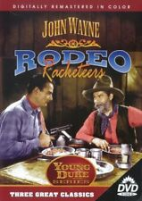 Rodeo Racketeers (DVD) NEW