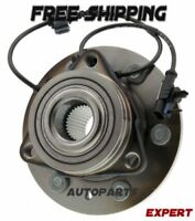 Front Wheel Bearing & Hub Assembly for GMC Sierra 1500 2007-2013 4WD AWD 515096
