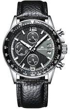 B-WARE: Herren Uhren Männer Sport Wasserdicht Chronograph Datum Kalender Luxus