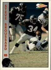 1992 Pacific Football Cards 1-250 +Rookies (A0110) - You Pick - 10+ FREE SHIP