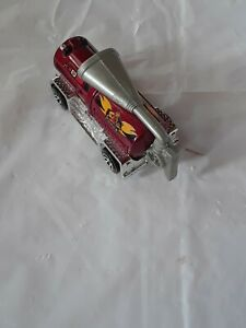Matchbox Fire Extinguisher Truck, MB619, 2003, Mattel, Made in China